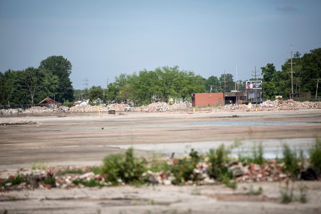The empty lot that used to house the former BorgWarner complex will eventually be bought by the Muncie Redevelopment Commission according to a letter of intent they issued following the breakup of their agreement with Waelz Sustainable Products for a steel-dust facility at the site.