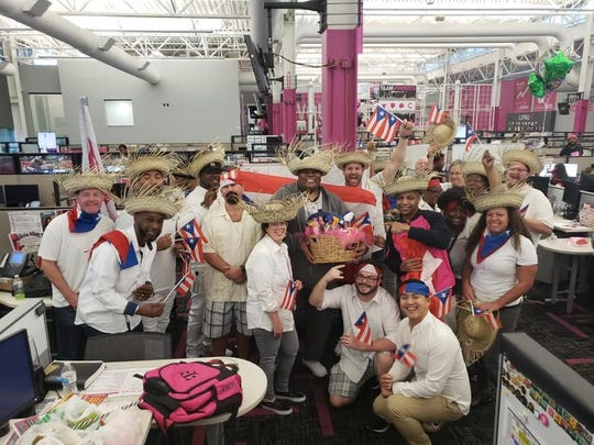 The 2018 top performers are going to Puerto Rico. With the devastation that Puerto Rico went through, it was chosen as the destination to help support them, in addition to the almost 3 million that T-Mobile sent in aid.