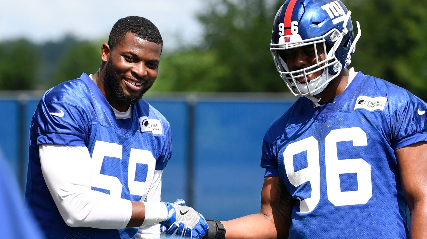 Ny Giants Training Camp Preview Breaking Down The Linebackers