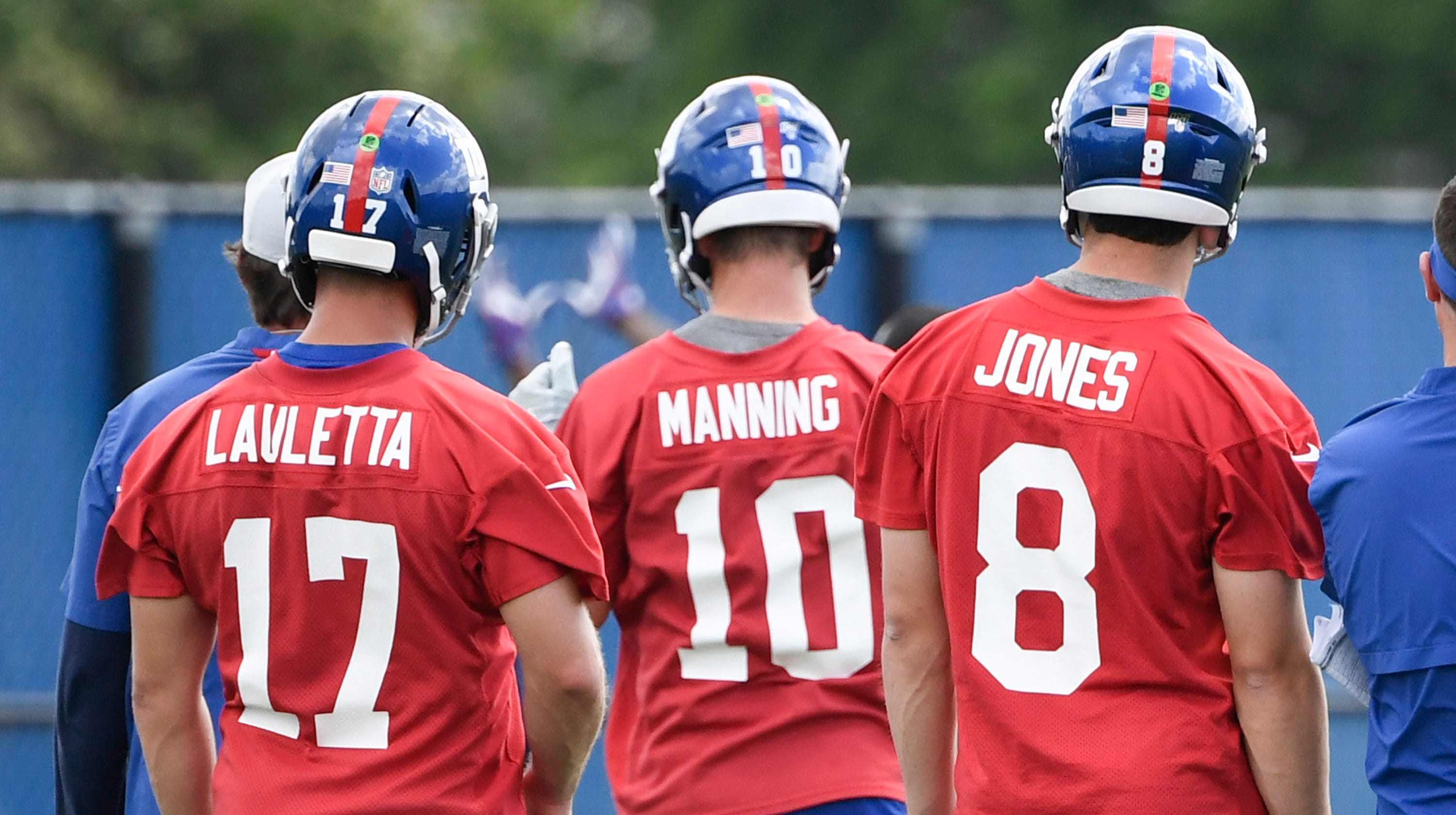 official photos 5f753 9a595 NY Giants' 53-man roster: Projecting who stays and who goes