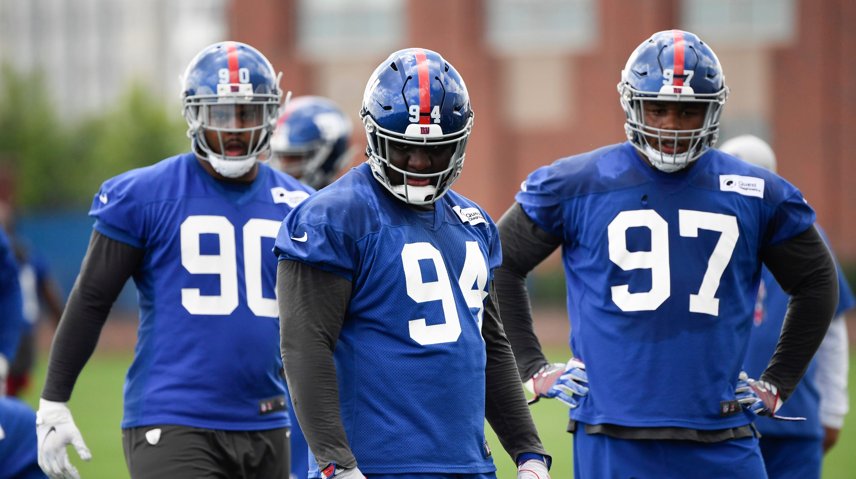 new style adc05 e5a40 NY Giants training camp preview: A complete analysis of ...