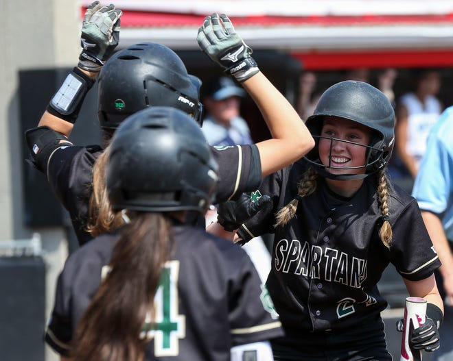Oshkosh North Emma Leib's last game as a Spartan was a state championship win, something most athletes wish they could say.