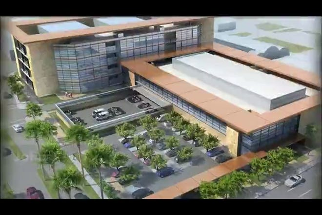 The John J. Benoit Detention Center will be the newest in Riverside County's five-jail network, but costs have increased and construction continues.