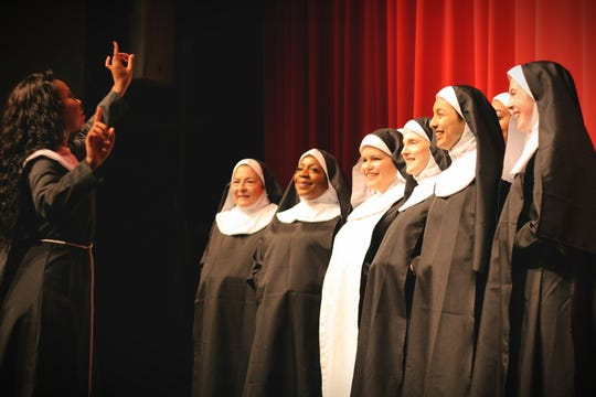 Sister Act runs from June 14 to June 30 at Pensacola Little Theatre.