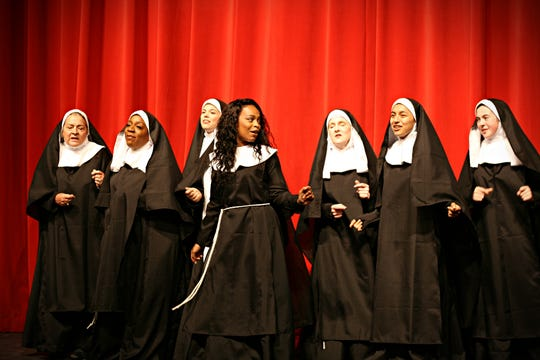 Pensacola Little Theatre is presenting the comedy Sister Act on its stage for a set of shows this month.