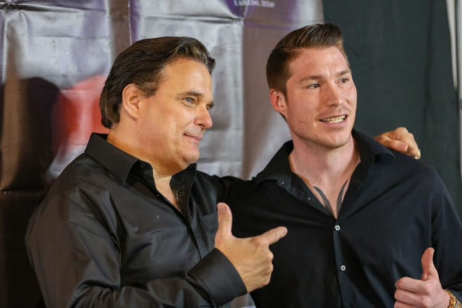 """Damian Chapa, of the movie """"Blood In, Blood Out"""" will be in San Angelo for a meet and greet on Saturday, June 15."""