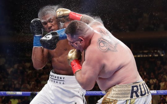 Andy Ruiz shocked Anthony Joshua. Could he do it again?