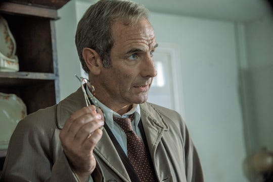 "Robson Green returns for a fourth season of ""Grantchester."""