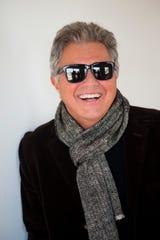 Singer Steve Tyrell