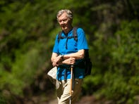 He took down dams, freed wolves and preserved wildlands. Bruce Babbitt is still at work