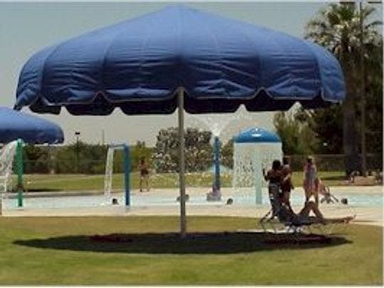Chaparral Aquatic Center en Scottsdale.