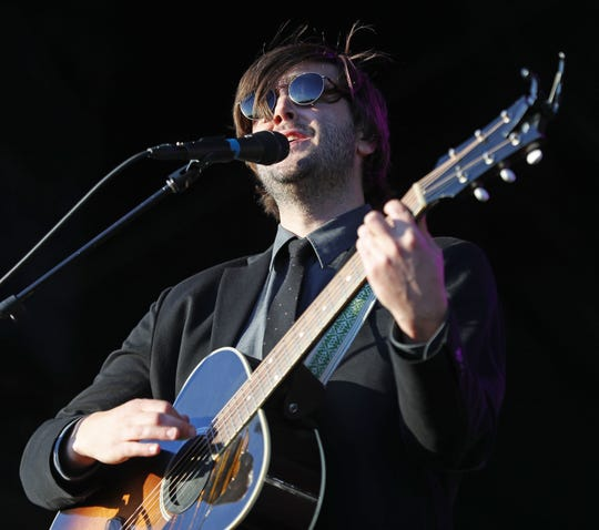 Lord Huron performs during the Innings Festival at Tempe Beach Park on March 24, 2018 in Tempe, Ariz. The band, which was scheduled to perform at  Hutton Brickyards in Kingston, will perform indoors at UPAC instead, the Bardavon, which is presenting the concert, announced Thursday.