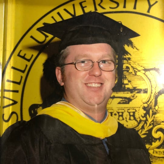 Chad Albright graduated Millersville University in December 2007.