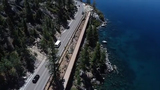 A new bike path connecting Incline Village to Sand Harbor State Park is set to open to the public later this month.