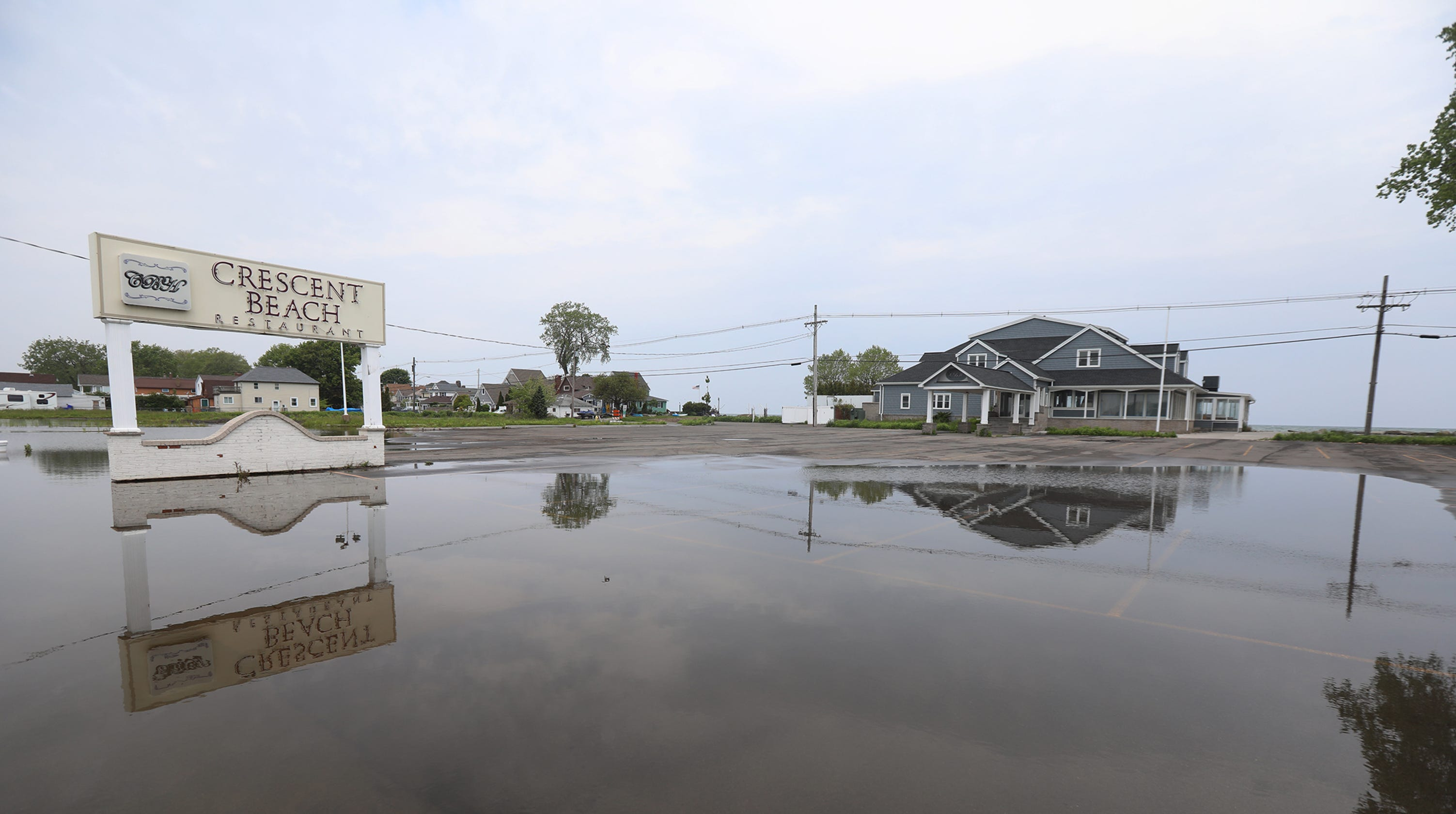 Rising waters and assessments? Property owners frustrated along Lake Ontario