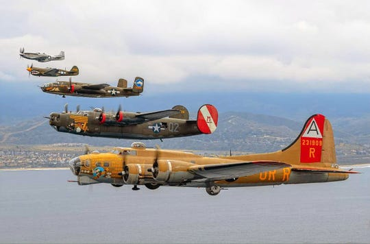 Collings Foundation's Wings of Freedom Tour will be in Salem from June 14-16.