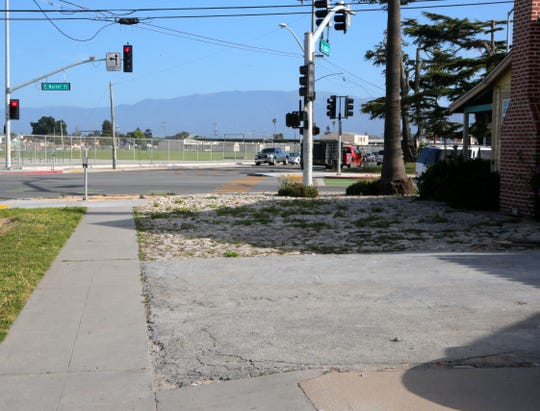 Salinas Code Enforcement officers issued citations to Juana Velasquez and her husband  because they parked their vehicles on the yard's gravel and, later, on the concrete section next to the driveway at a home on Eucalyptus Street in May 2019.