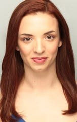 """Halle Mastroberardino will take over the lohud Instagram story for the 2019 Metro Awards on June 10 at Purchase PAC. A Metro winner herself, Halle has a BFA from Point Park University, where she played, among others, Peggy Sawyer in """"42nd Street."""""""