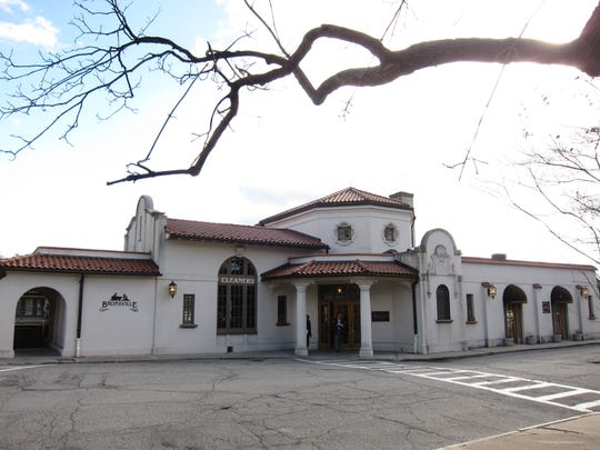 The train station in Bronxville will be getting a cafe, bar and hair salon  .