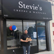 Yonkers native opens Stevie's Crepes and Waffles
