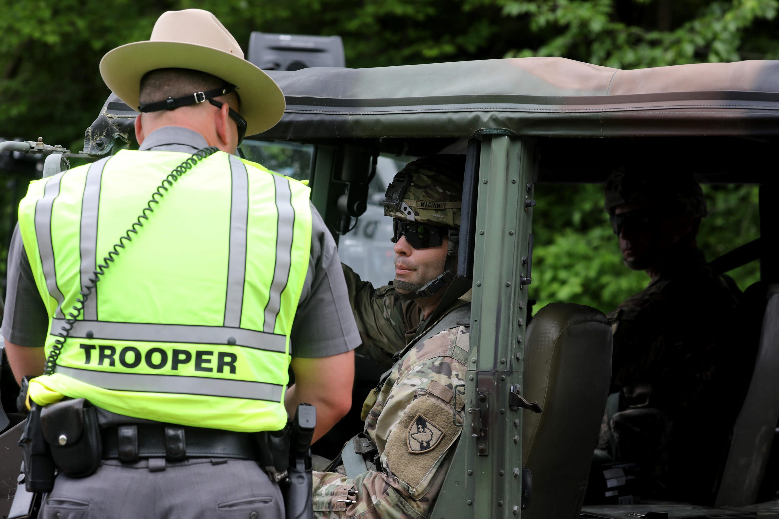 1 cadet dead in West Point Camp Natural Bridge training accident