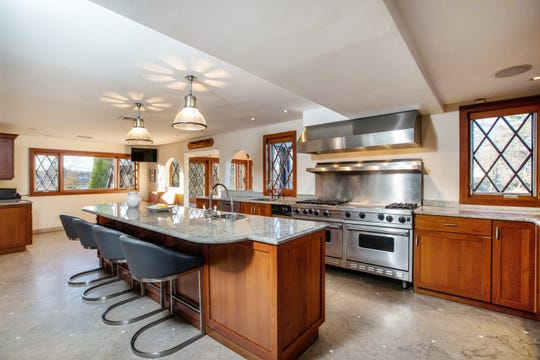 The home was completely renovated and upgraded in 2001.