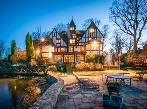 Rye home was once owned by Peter, Paul & Mary singer; 'it's magical'
