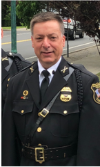 Clarkstown Detective Lt. Glenn Dietrich retired in May 2019