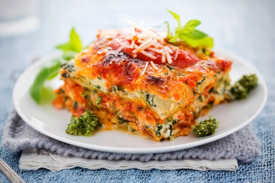 Celebrate Father's Day with a delicious veggie lasagna or barbeque chicken dinner that the whole family is sure to love.