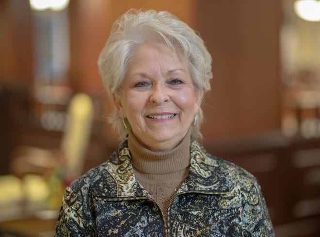Marsha Conyea, administrator of Rolling Meadows in Wichita Falls, was honored with the 2019 Eli Pick Facility Leadership Award, which recognizes an administrator displaying outstanding leadership skills and given in memory of Eli Pick, a member of the American College of Health Care Administrators dedicated to advancing professionalism and leadership in long-term care.