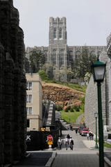 The United States Military Academy at West Point, N.Y.