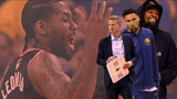 SportsPulse: By choosing to play it safe and rest Klay Thompson, the Warriors took a calculated risk in Game 3. If Thompson and Kevin Durant come back for Game 4, that risk could pay off.