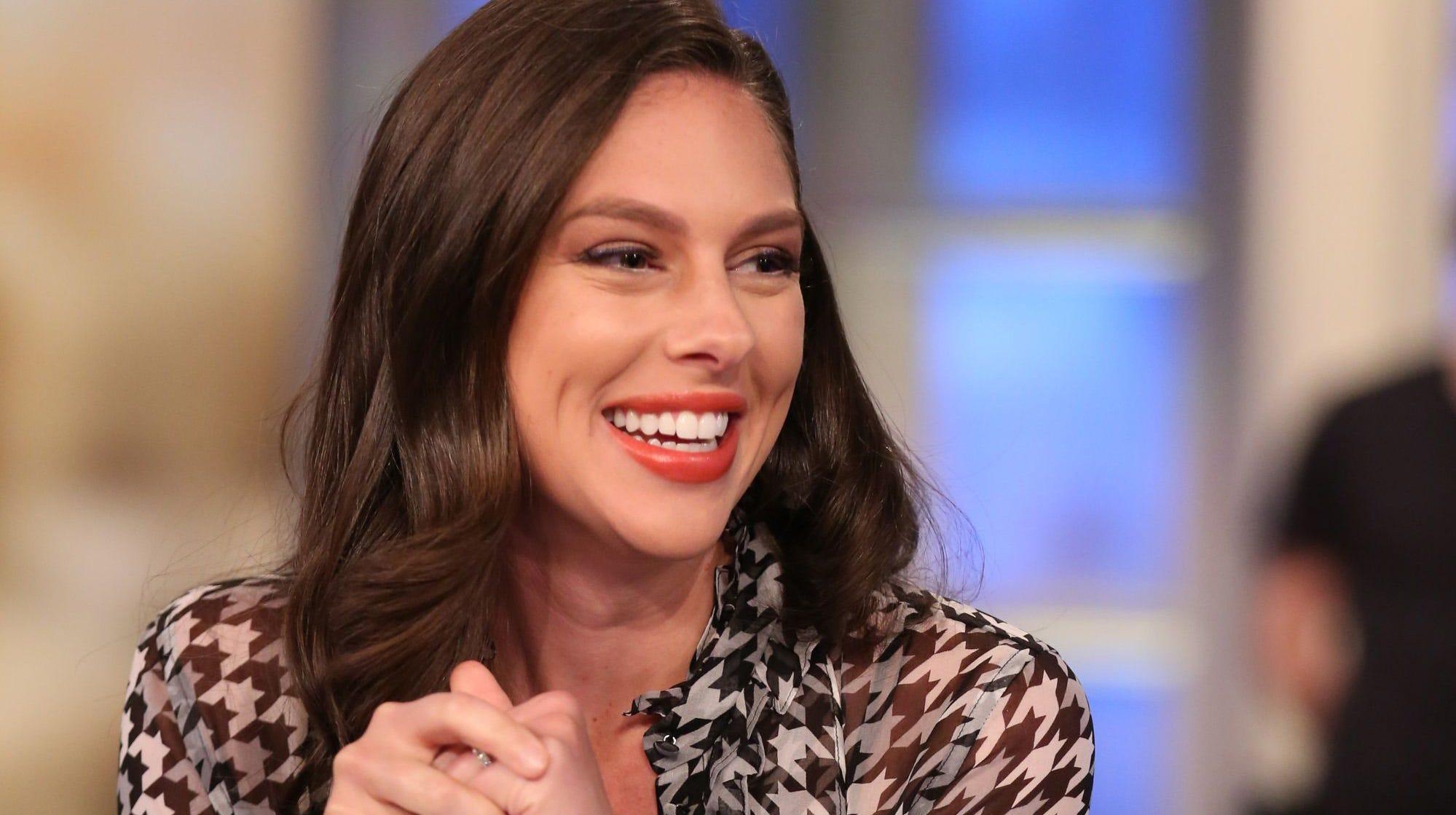 Abby Huntsman >> The View Co Host Abby Huntsman Addresses Rumors Around Exit