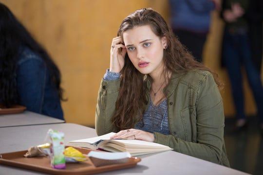 "Katherine Langford as Hannah Baker in ""13 Reasons Why."""