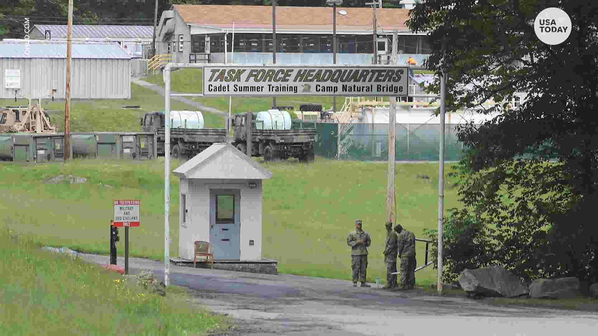 West Point cadet killed, 21 injured after tactical vehicle overturns during  training