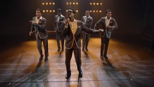 'Ain't Too Proud' cast recount pain behind The Temptations' music, talk Tony nods