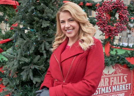 Hallmark Christmas In July 2019.Hallmark Channel Christmas In July 2019 Includes 2 Original