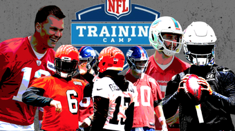 SportsPulse: Minicamps are in full swing and training camps are just over a month away. We can't wait, so Lorenzo Reyes picked the biggest storylines we will sink our teeth into this upcoming NFL season.