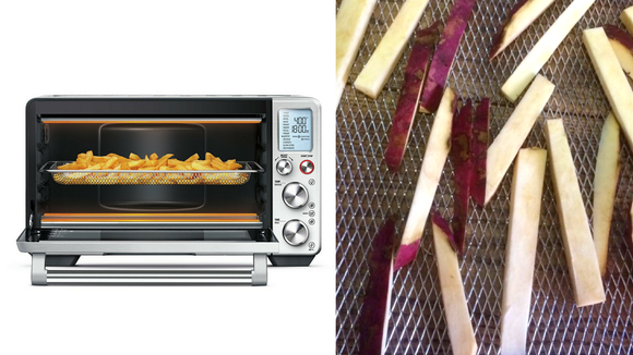The Breville Smart Oven Air can do almost anything.