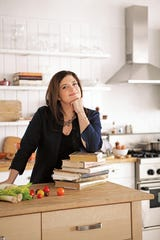 Celebrity chef Alex Guarnaschelli.