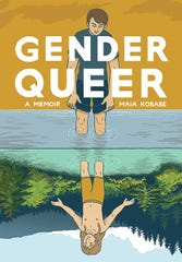 """Gender Queer,"" by Maia Kobabe."