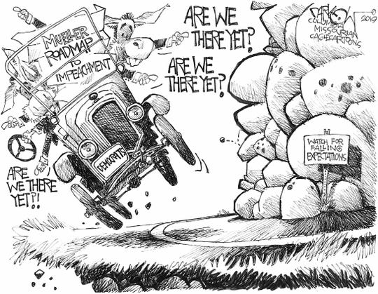 Roadmap to impeachment