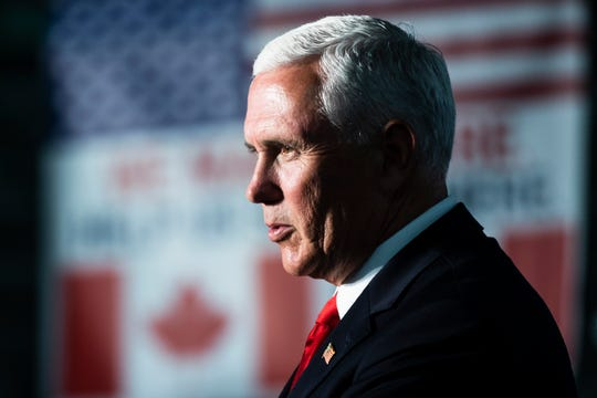 Westlake Legal Group e17b2252-a0f3-4b40-9d5e-54a0982e2040-AP_Pence 'Care every American would be proud of': Pence lauds conditions at Texas border facility