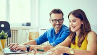 A work spouse can be a positive relationship and tends to be a stress reliever. It can become a problem is when the relationship crosses boundaries.