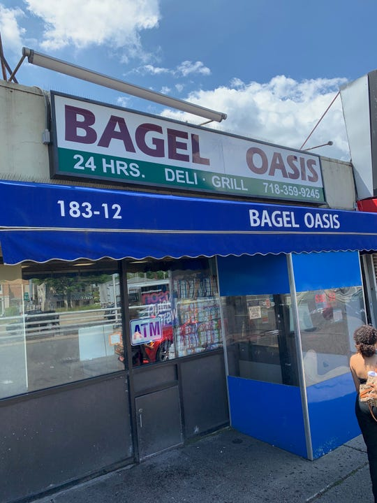 Bagel Oasis, located in Fresh Meadows, N.Y., a short ride from Belmont Park, is home to the best bagels in the world. This is a fact, not an opinion