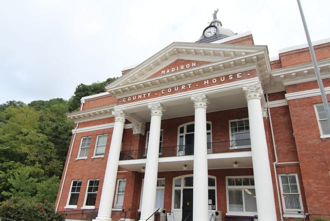 Madison County Commissioners are considering funding $565,000 in renovations to the county's courthouse in the 2019-20 budget.
