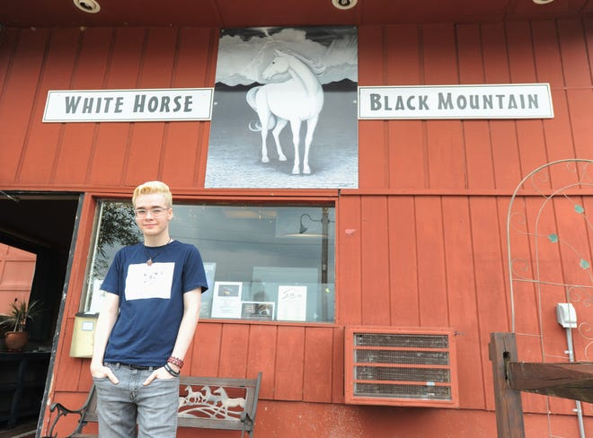 Back home for the summer from Boston, where he attends Berklee Music College, Ian Ridenhour will celebrate his 19th birthday with a show at the White Horse Black Mountain on June 15.
