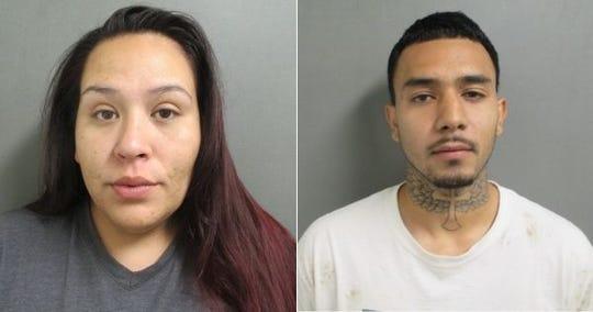 Belynda Nadine Pena Garcia and Vincent Loya Beltran Jr.