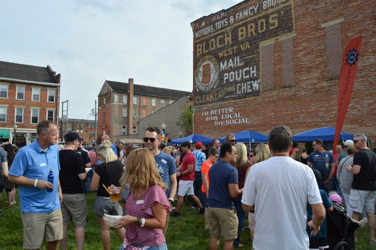 During the summer, community members gather in the Majestic Theatre Courtyard for First Thursday events. With updates to the outdoor space, the board of directors is hopeful that they'll be able to offer even more entertainment options in downtown Chillicothe.