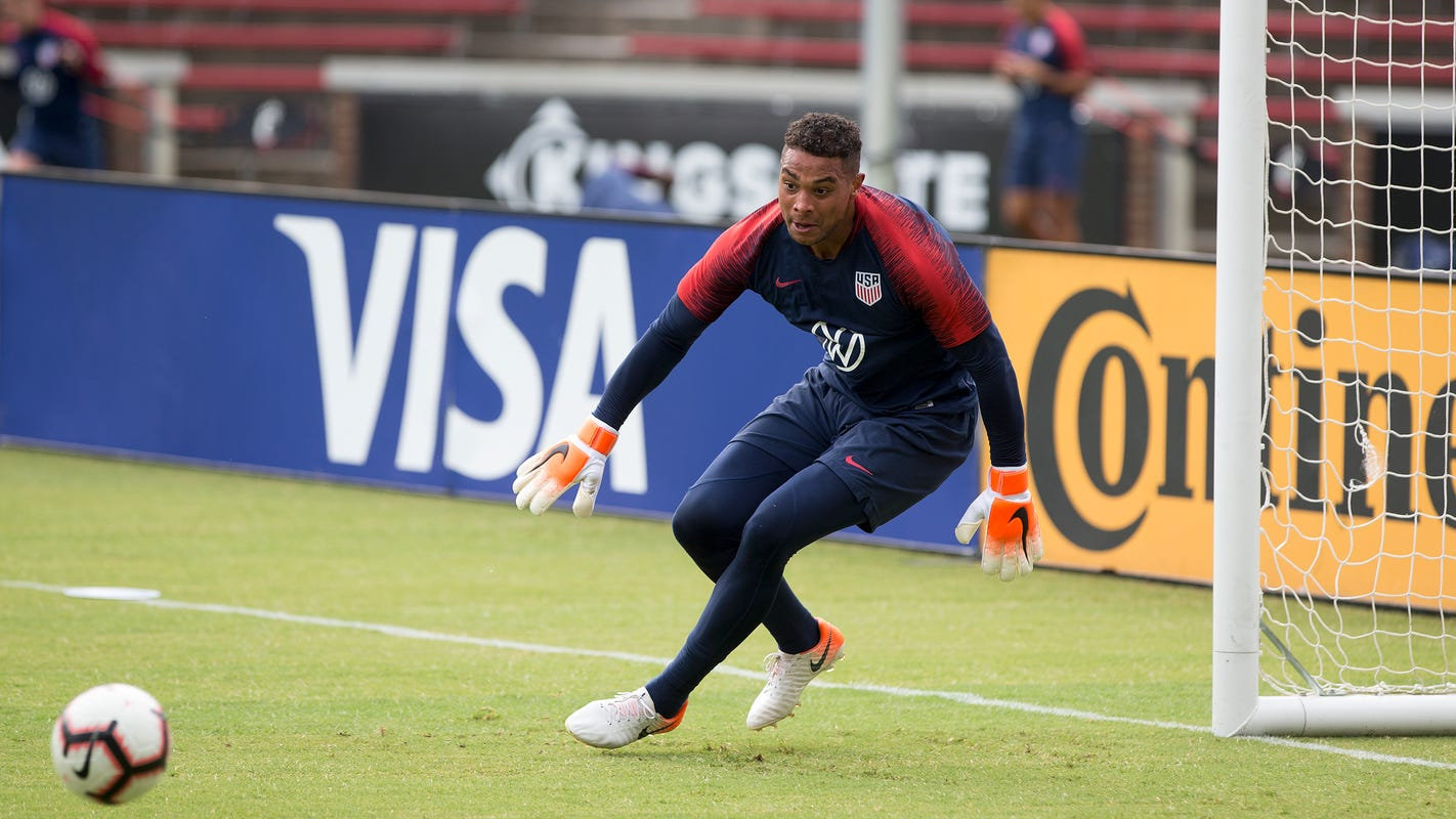 USMNT sets up camp at UC's Nippert Stadium for final Gold Cup tuneup